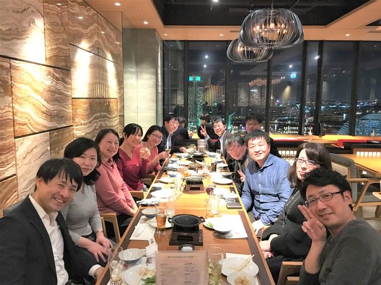 神戸で認定インストラクター合宿を開催しました